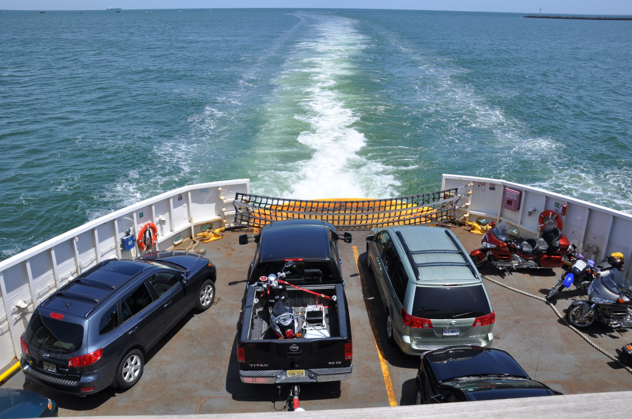 Enjoy A Cape May Lewes Ferry Trip This Fall