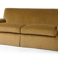 Tight Back Sofas Contemporary Black Tufted Sofa Preston