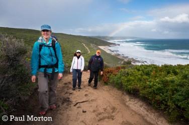 Hiking the Cape to Cape Track