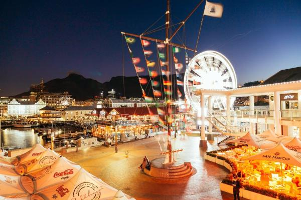 Cape Town Waterfront Shopping