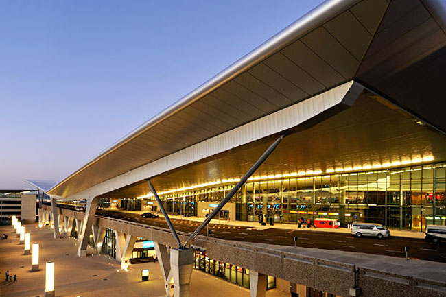 Shooting At Cape Town International Airport