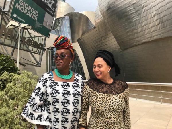 Rwanda recipient  600x450 - Artscape Theatre wins international award