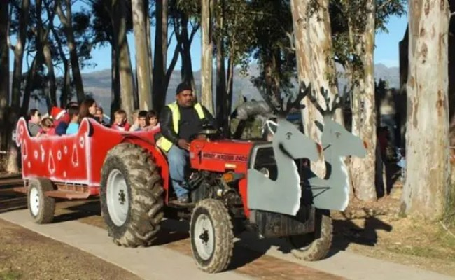 Celebrate A White Christmas At A Tulbagh Winter Festival