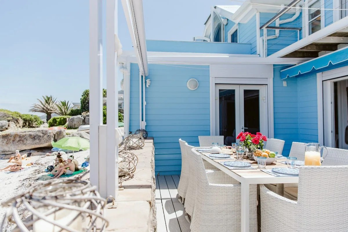 Seahorse Luxury Holiday Bungalow 4 Bed Bakoven