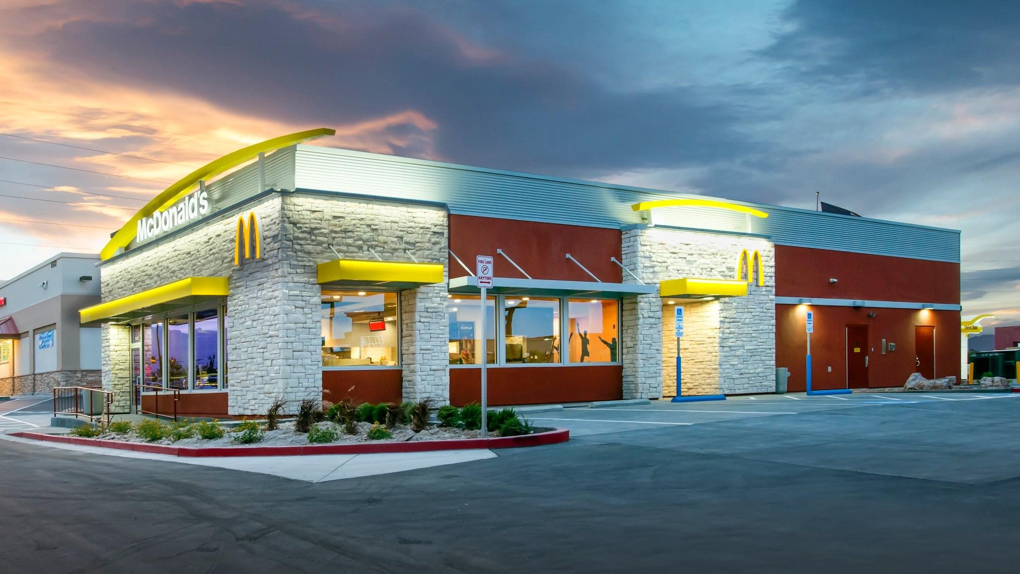 Capgemini to develop, deploy, and maintain McDonald's digital tech