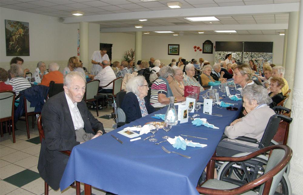 Maisons de retraite  EHPAD Fondation SainteMarie  DOUAI 59500
