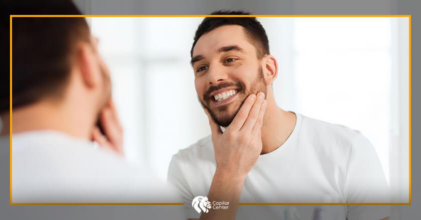 ¿Cómo sé si soy candidato para un Implante de Barba?