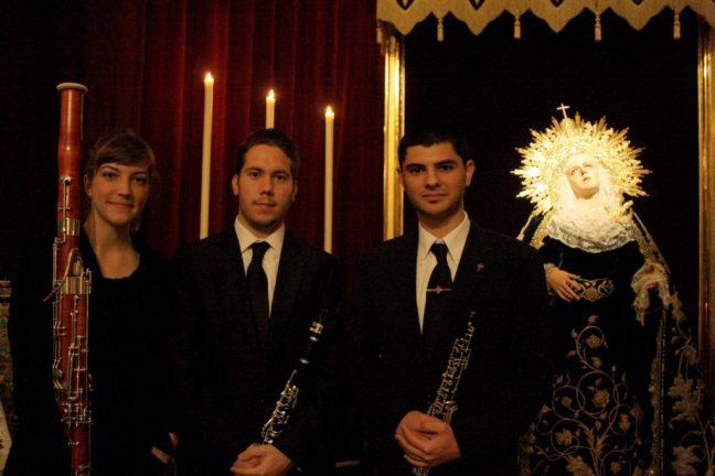 Capilla Musical Pasion en la Meditación de las Cinco Llagas. 2011