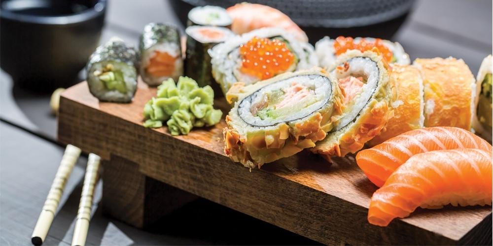 Sushi : C'est Nippon ni mauvais