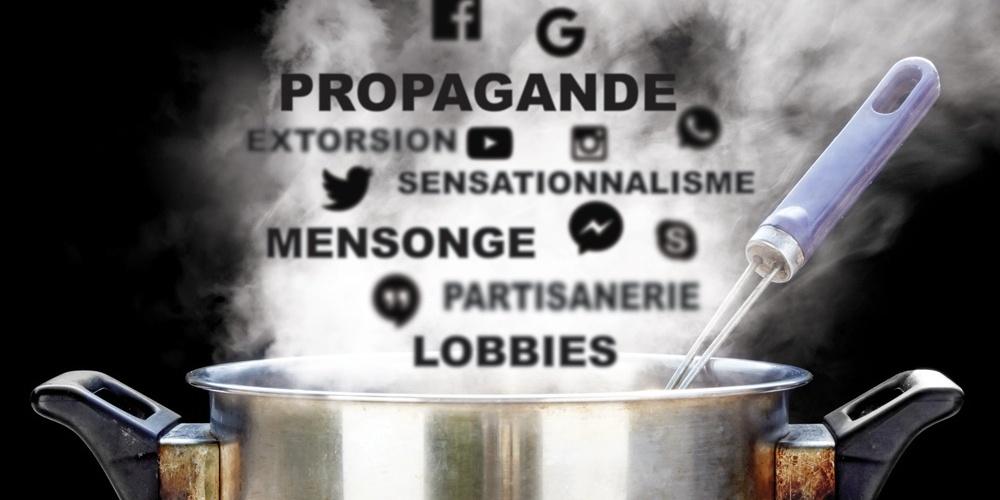 Médias : Le bal des cons