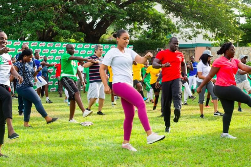À l'occasion de la Journée mondiale du cœur, Nestlé lance des programmes de santé et de bien-être en Afrique du Centre et de l'Ouest