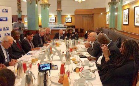 Le DG de la BRVM à Paris pour vendre la bourse de l'uemoa aux investisseurs français, européens et à la diaspora africaine
