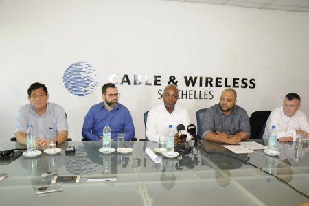des investisseurs locaux reprennent 100 % de Cable & Wireless Seychelles à Liberty Latin America