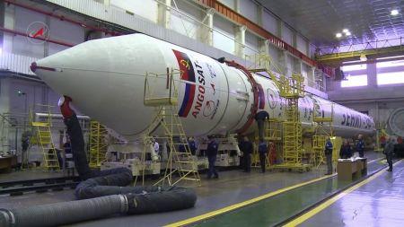 José Carvalho da Rocha annonce la construction à 50 % du satellite AngoSat-2