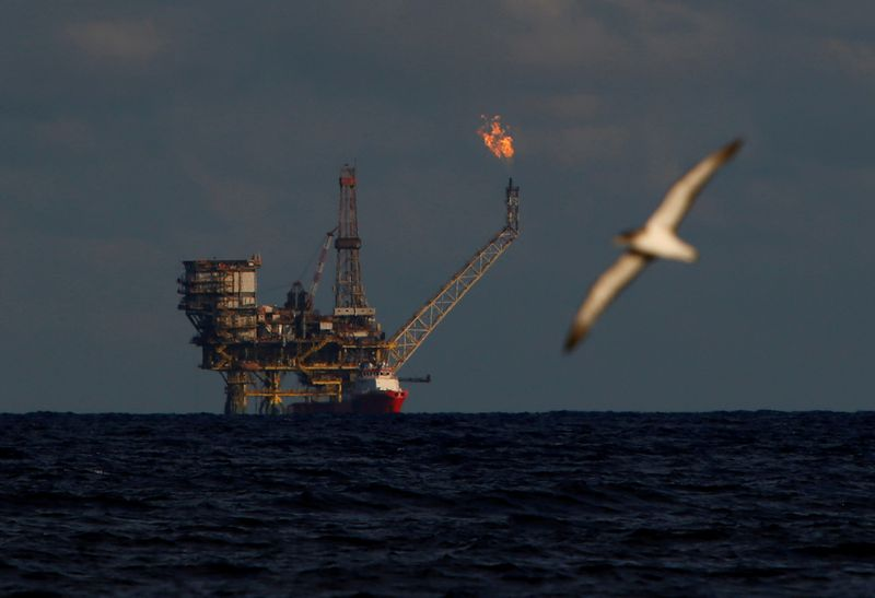 Oil extends gains on expectations for coordinated effort to offset coronavirus impact By Reuters
