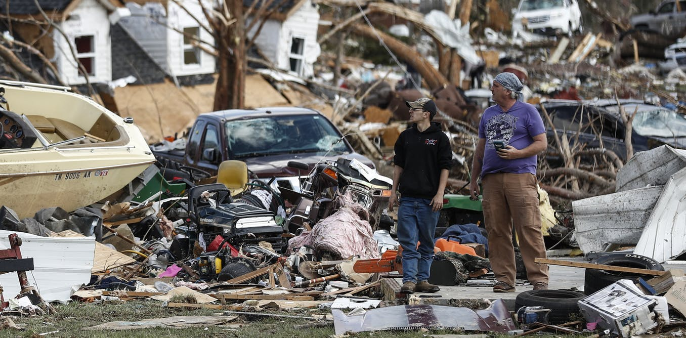 If you want to help after the Nashville tornadoes, give cash, not clothing and other stuff
