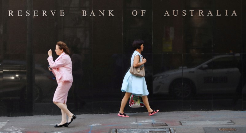 Australia's central bank holds cash rate at 0.25% By Reuters