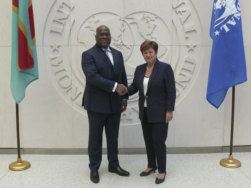 IMF Media Center : IMF Dem Rep Congo