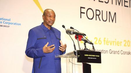 La Guinée obtient l'appui de la BAD pour relancer l'opérateur télécom historique