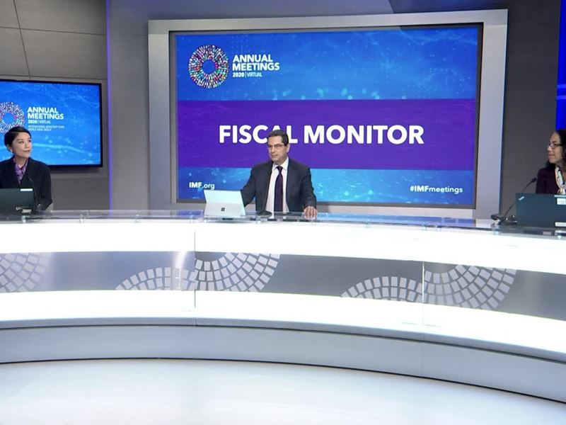 IMF / FISCAL MONITOR PRESS CONFERENCE