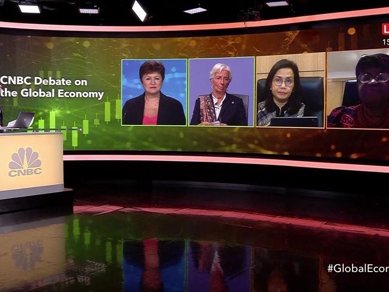 IMF / Debate on Global Economy