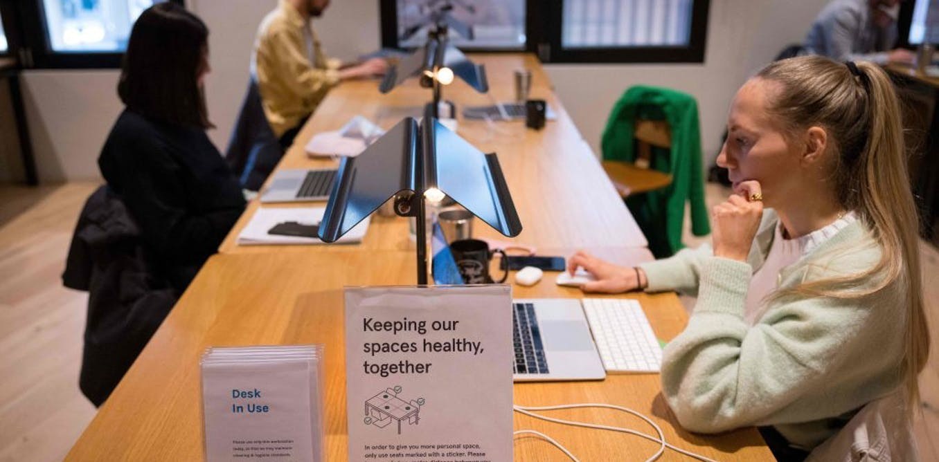 Will the pandemic really shape the future workplace?