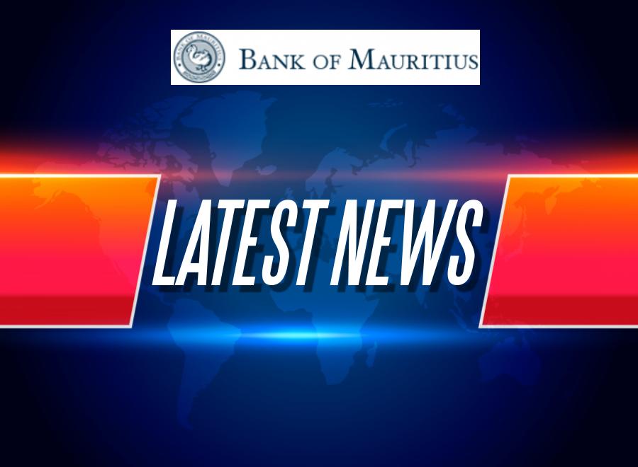 Principal Interest Rates in Mauritius: June 2021