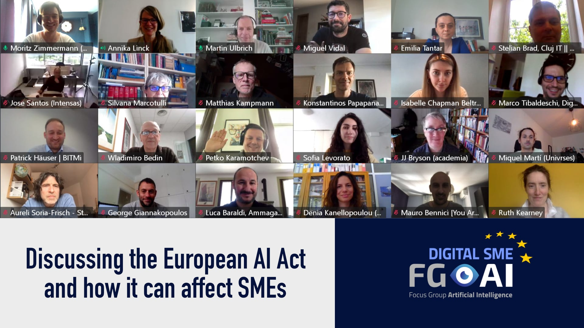 European AI Act – How will this regulation affect SMEs?