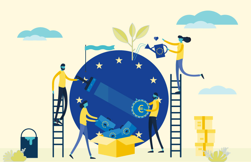 Overview of the EU measures to alleviate the impact of the pandemic