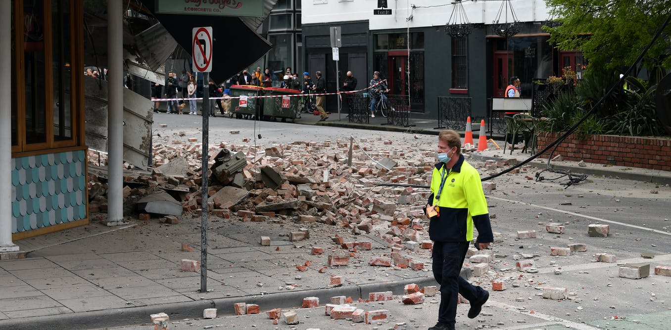 Australia is no stranger to earthquakes, yet our planning polices have not adapted