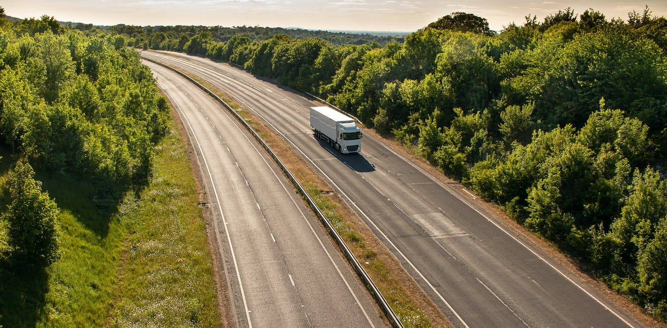 what it's really like to be an HGV driver