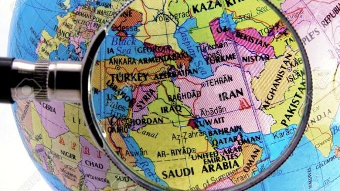 Ανατροπή του σκηνικούτων τελευταίων πενήντα ετών στη Μέση Ανατολή