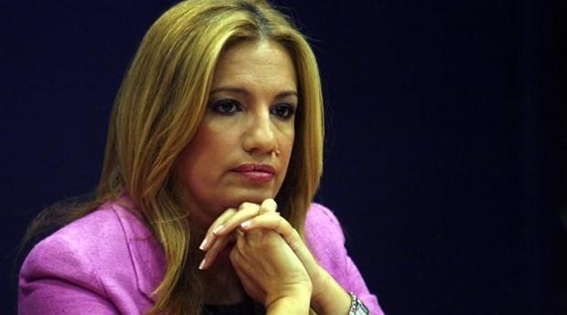 """Φ. Γεννηματά: Στόχος του ΠΑΣΟΚ να παραμείνουν """"τα παιδιά μας στην Ελλάδα"""