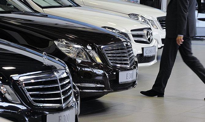 ГФС раскрыла схему уклонения от уплаты налогов при импорте автомобилей на 2 млрд грн