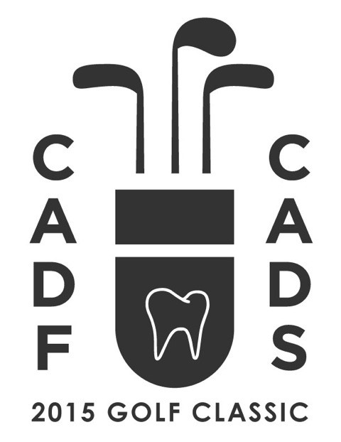 CADS CADF Golf Tournament logo :: Capital Area Dental