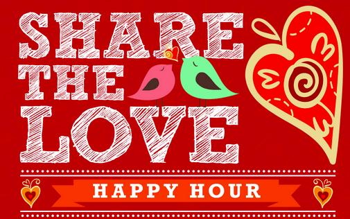 Share the Love Fundraiser Logo
