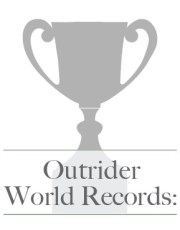 Outrider World Records