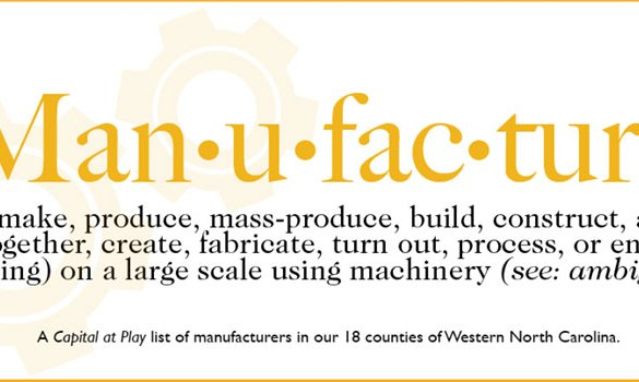 Manufactures List