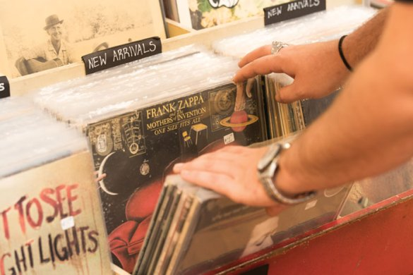 Harvest Records of Asheville
