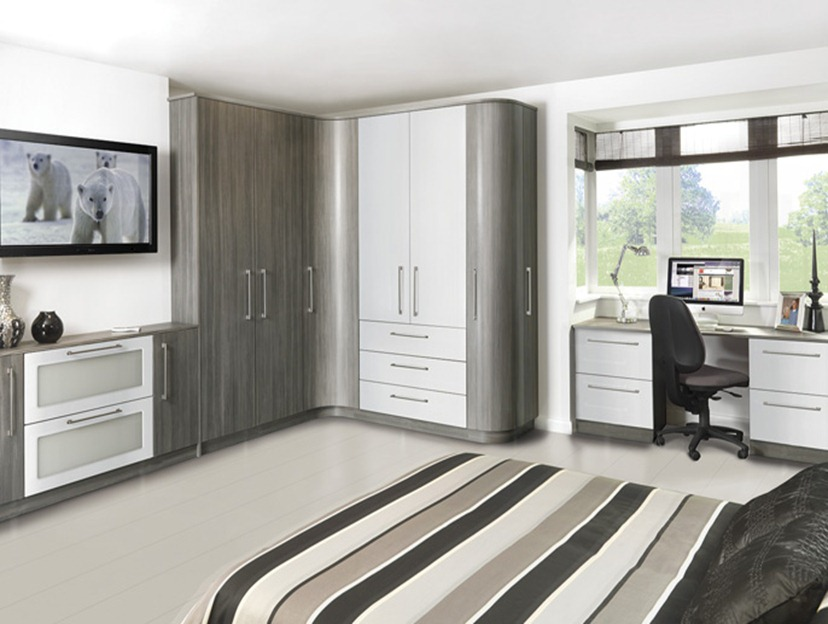 corner designs for living room french inspired design curved doors | fitted wardrobes capital bedrooms