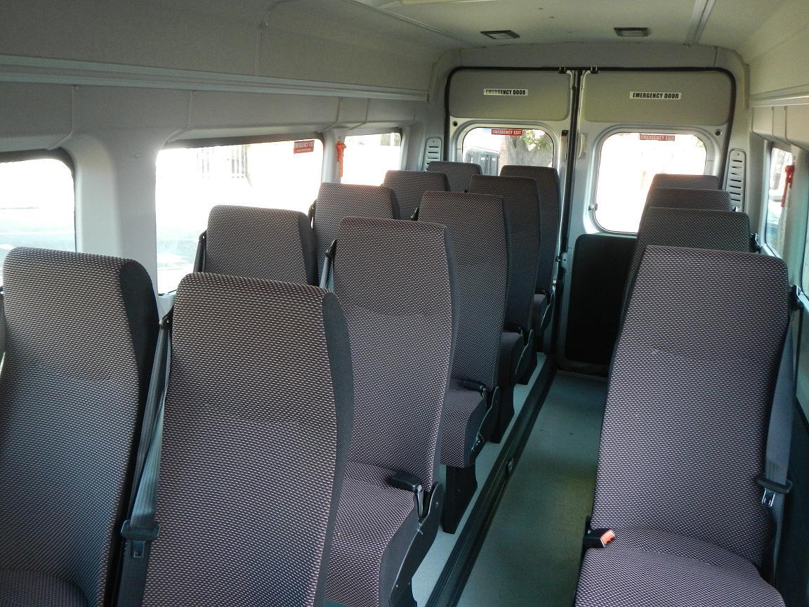 14 Seat Minibus Capital Car And Van Hire Croydon Car
