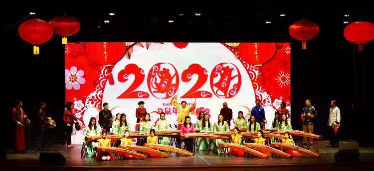上海春晚圆满落幕