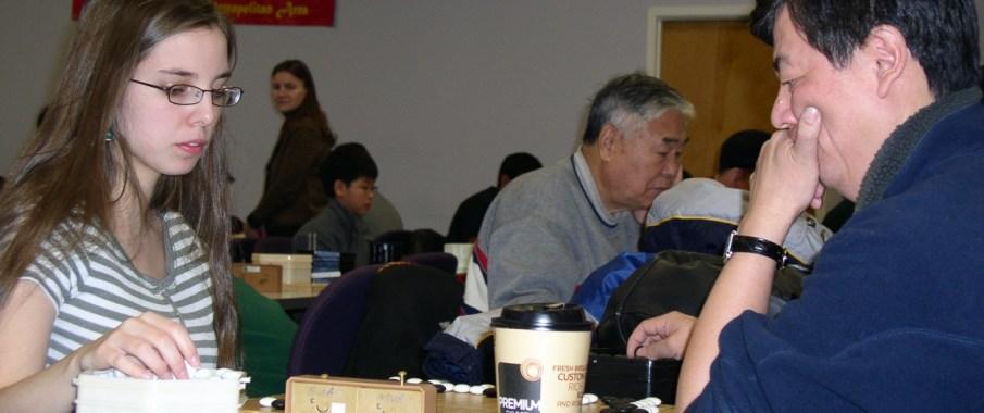 第十三届大华府地区中国新年围棋比赛