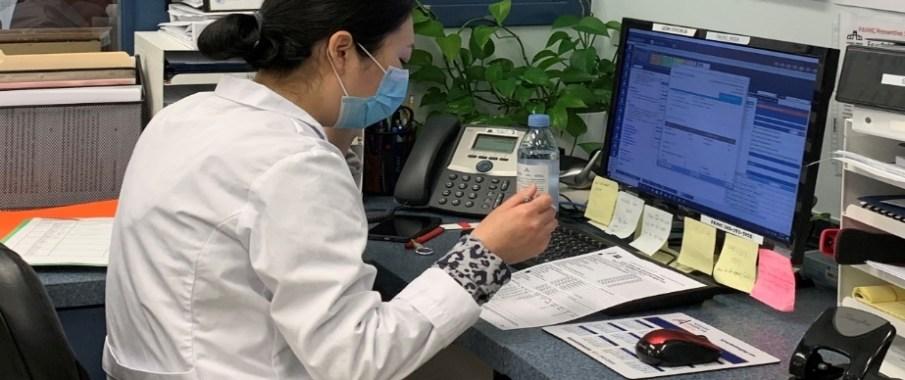 CCACC泛亚门诊新冠信息中文专线301-798-6001 及电话筛选流程