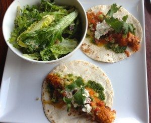 Absinthe taco