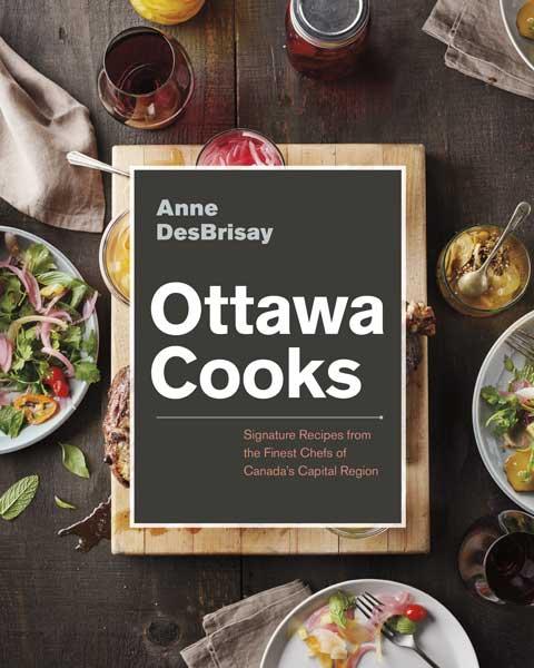 Ottawa Cooks Cover