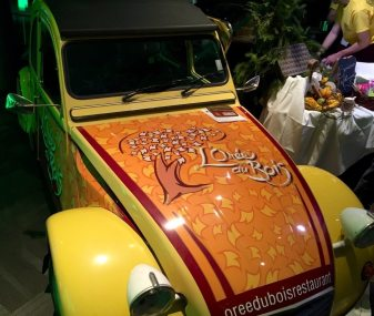 The Bois-mobile @ GMP 2015
