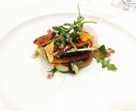 A new Canadian Culinary Champion!   Capital Dining