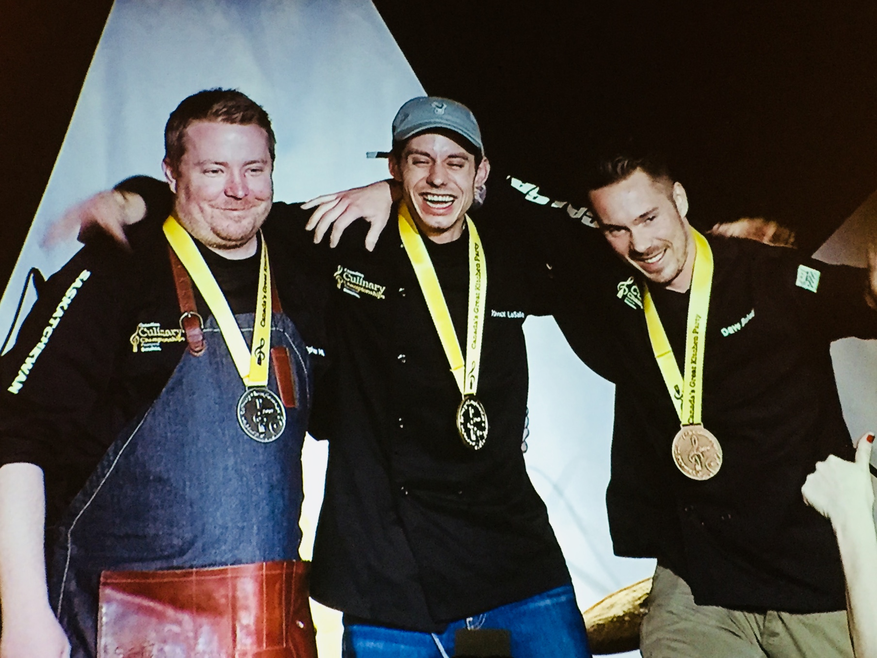 A new Canadian Culinary Champion! | Capital Dining