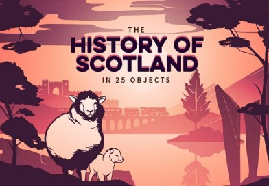 The History of Scotland in 25 objects